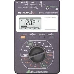 Analogový multimetr Gossen Metrawatt METRAmax 12