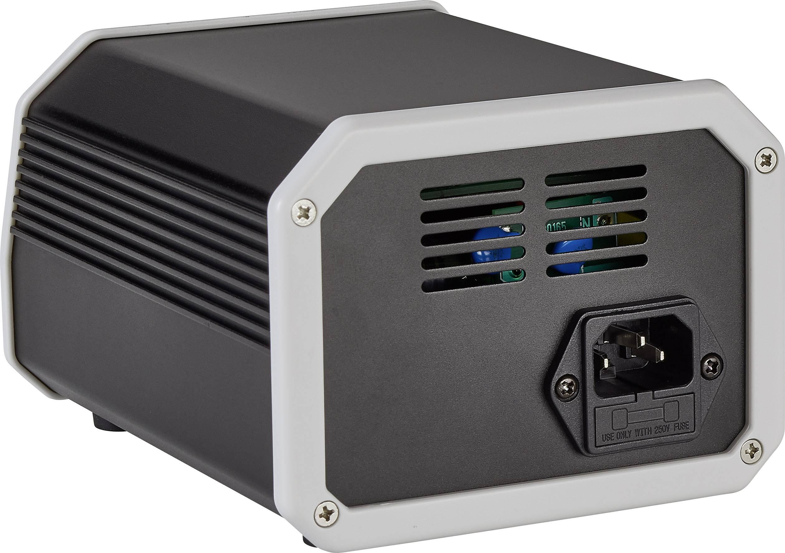 Vysokofrekvenční pájecí stanice TOOLCRAFT ST-100 HF TO-4878195, digitální displej, 100 W, 50 až 480 °C, + pájecí hrot