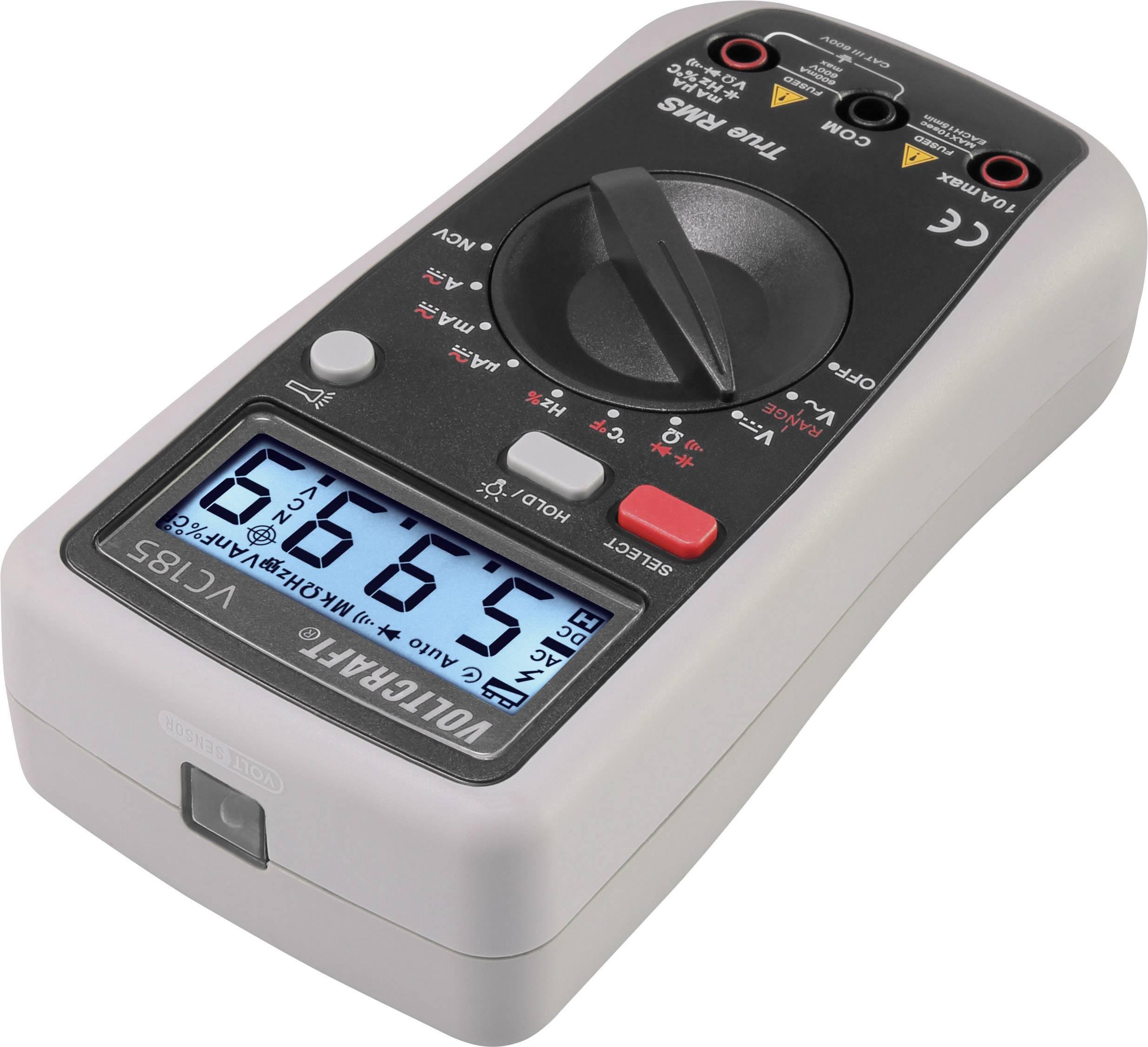 Digitální multimetr VOLTCRAFT VC185