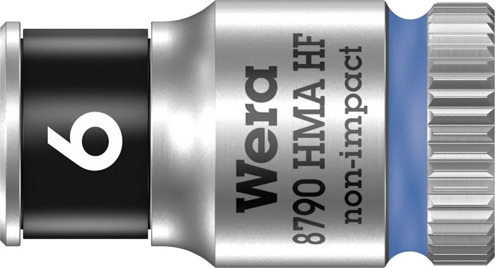 """Vložka pro nástrčný klíč Wera 8790 HMA, 6 mm, vnější šestihran, 1/4"""" (6,3 mm), chrom-vanadová ocel 05003721001"""