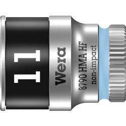 """Vložka pro nástrčný klíč Wera 8790 HMA, 11 mm, vnější šestihran, 1/4"""" (6,3 mm), chrom-vanadová ocel 05003726001"""