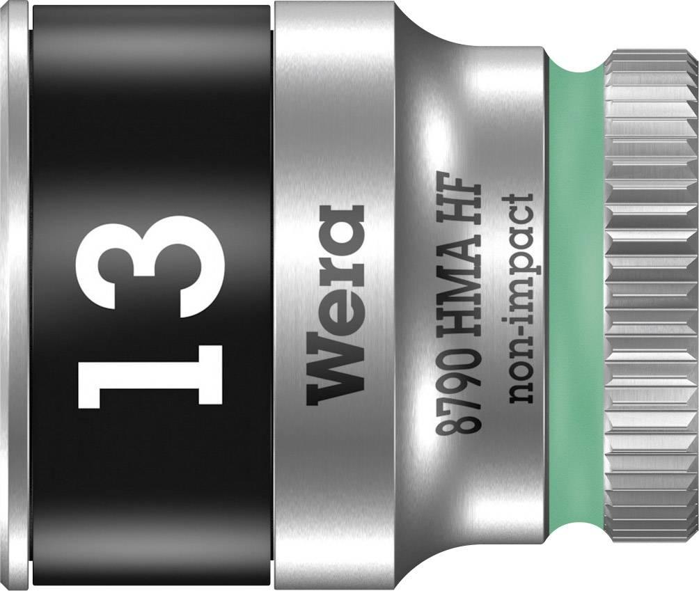 """Vložka pro nástrčný klíč Wera 8790 HMA, 13 mm, vnější šestihran, 1/4"""" (6,3 mm), chrom-vanadová ocel 05003728001"""