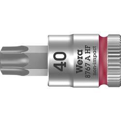 """Nástrčný klíč Wera 8767 A, TORX, 1/4"""" (6,3 mm), chrom-vanadová ocel 05003371001"""