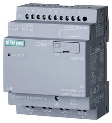 PLC řídicí modul Siemens LOGO! 12/24 CEO 6ED1052-2MD08-0BA0, 12 V/DC, 24 V/DC