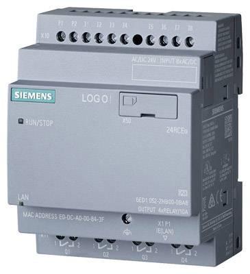 PLC řídicí modul Siemens LOGO! 24RCEO (AC) 6ED1052-2HB08-0BA0, 24 V/AC, 24 V/DC