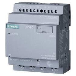 Riadiaci modul Siemens LOGO! 24RCEO (AC) 6ED1052-2HB08-0BA0, 24 V/DC, 24 V/AC