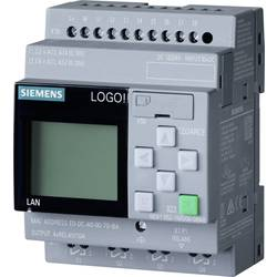 PLC řídicí modul Siemens LOGO!12/24RCE 6ED1052-1MD08-0BA0, 12 V/DC, 24 V/DC