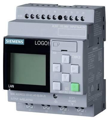 PLC řídicí modul Siemens LOGO! 230RCE 6ED1052-1FB08-0BA0, 115 V/AC, 115 V/DC, 230 V/AC, 230 V/DC