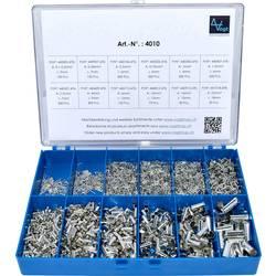 Sada dutinek 0.10 mm² 25 mm² stříbrná Vogt Verbindungstechnik 4010 3405 ks