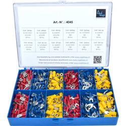Krimpovací sada 0.50 mm² 6 mm² červená, modrá, žlutá Vogt Verbindungstechnik 4045 520 ks