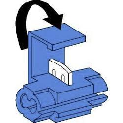 Samořezná rychlospojka Vogt Verbindungstechnik pro kabel o rozměru 1.50-2.50 mm², 250 ks, modrá