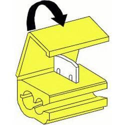 Samořezná rychlospojka Vogt Verbindungstechnik pro kabel o rozměru 4-6 mm², 250 ks, žlutá
