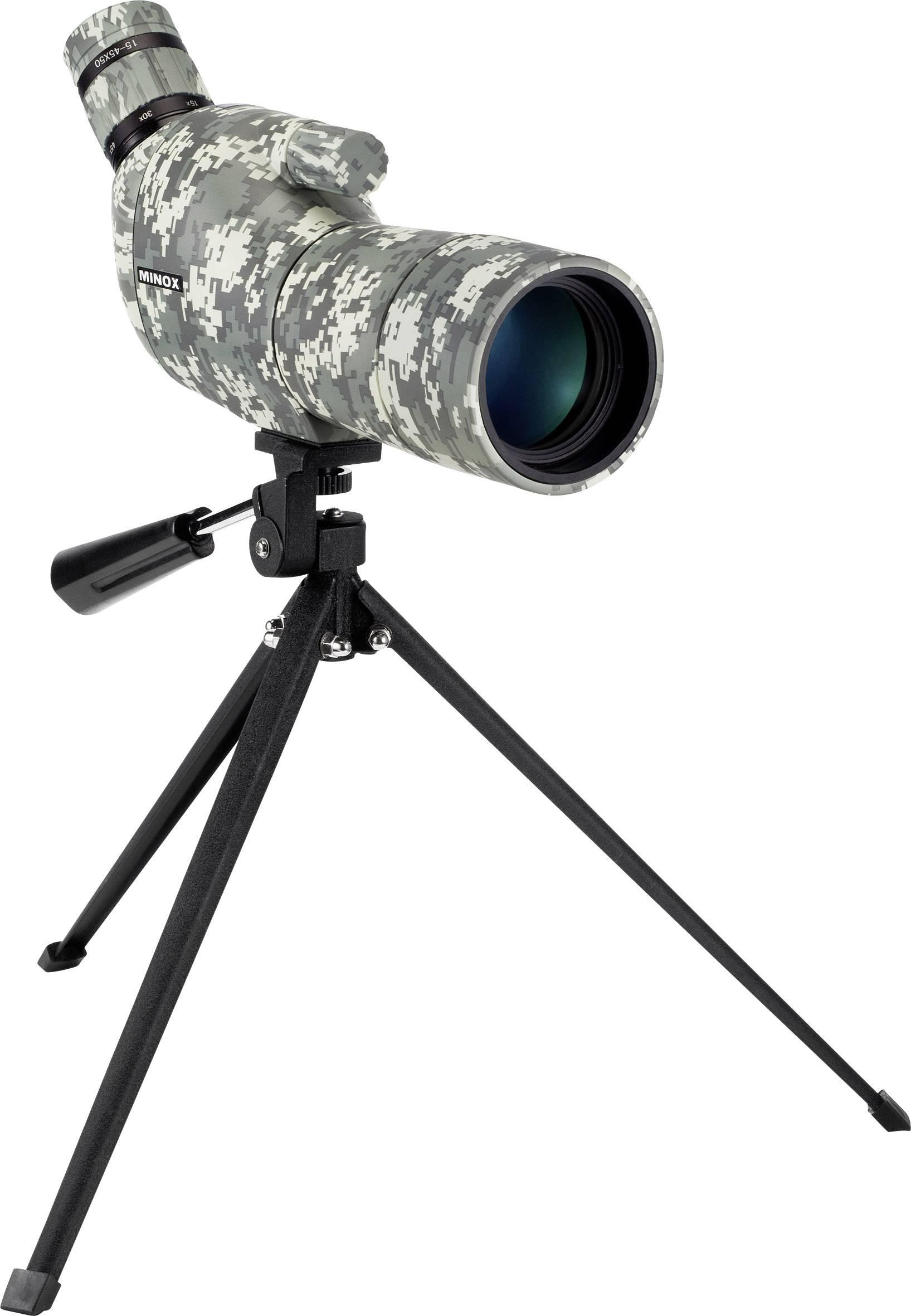 Spektiv Minox 15-45 x 50 Pixel Camo 50 mm, maskáčová
