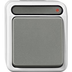 Tlačítko Merten AQUASTAR 4074990 světle zelená