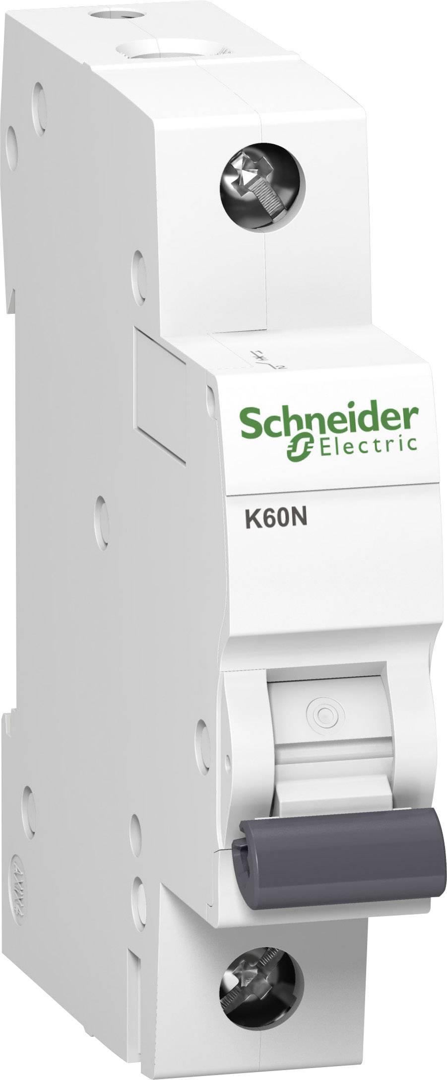 Elektrický jistič Schneider Electric 3814626, 2 A
