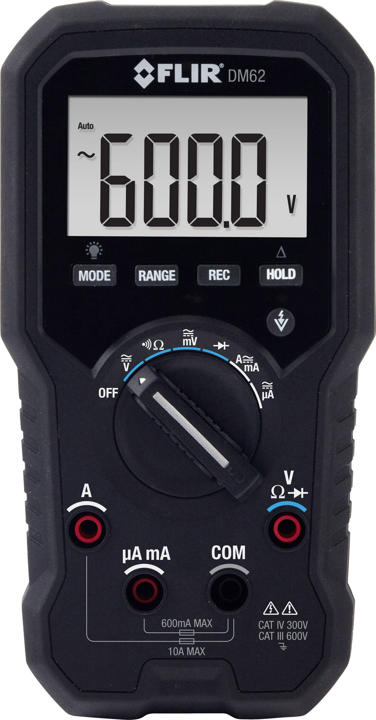 Multimetr FLIR DM62