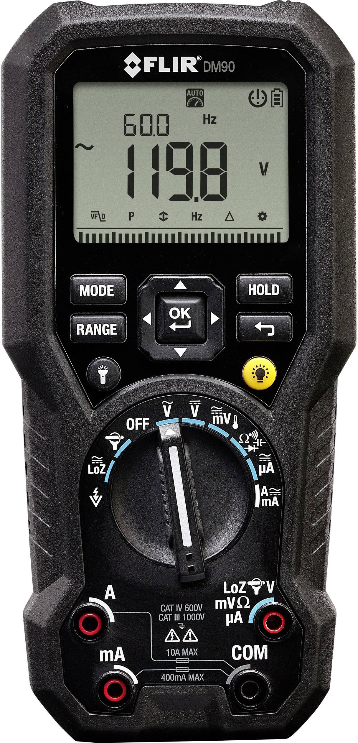 Multimetr FLIR DM90