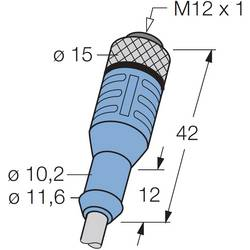 Zástrčka Bürkert 30 V (max)