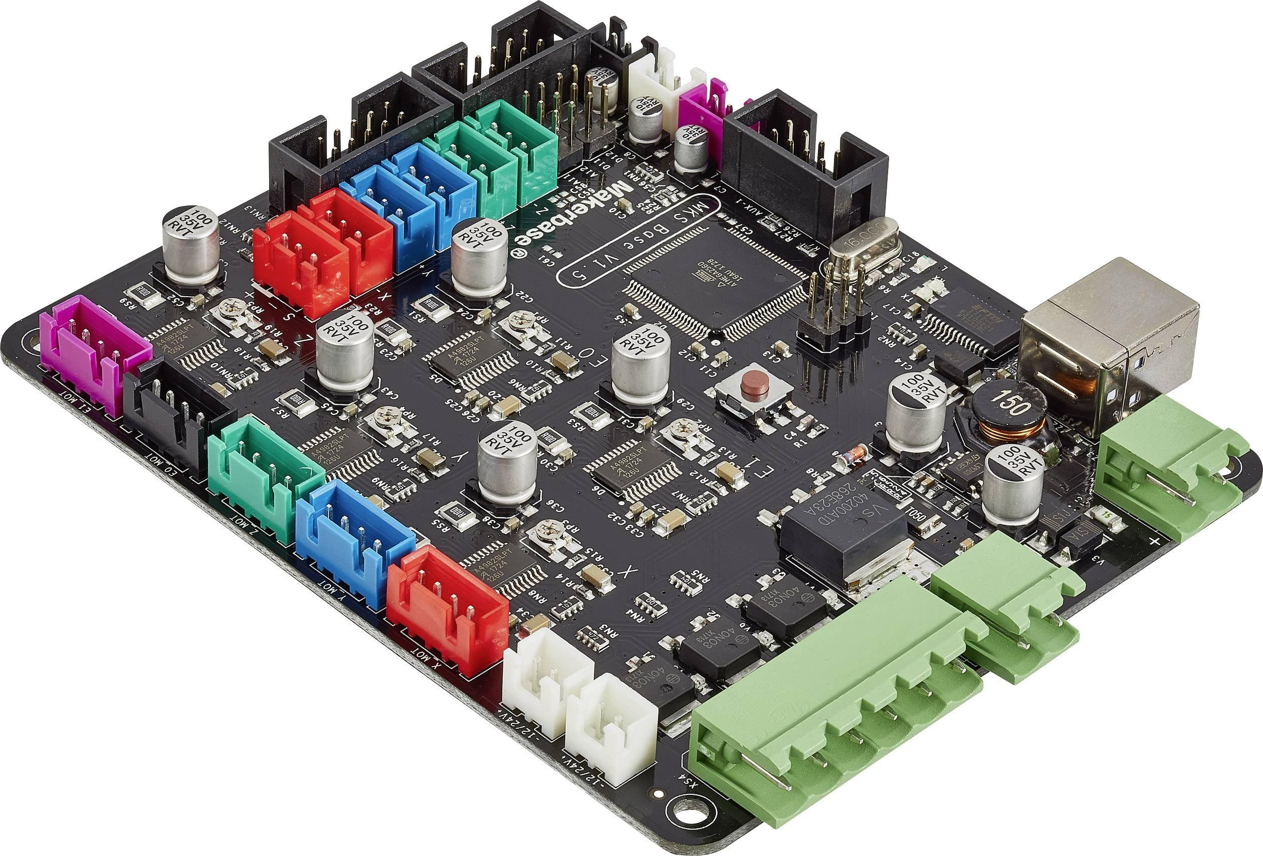 Náhradní základní deska Renkforce RF-3284846, vhodná pro 3D tiskárnu renkforce RF100 XL