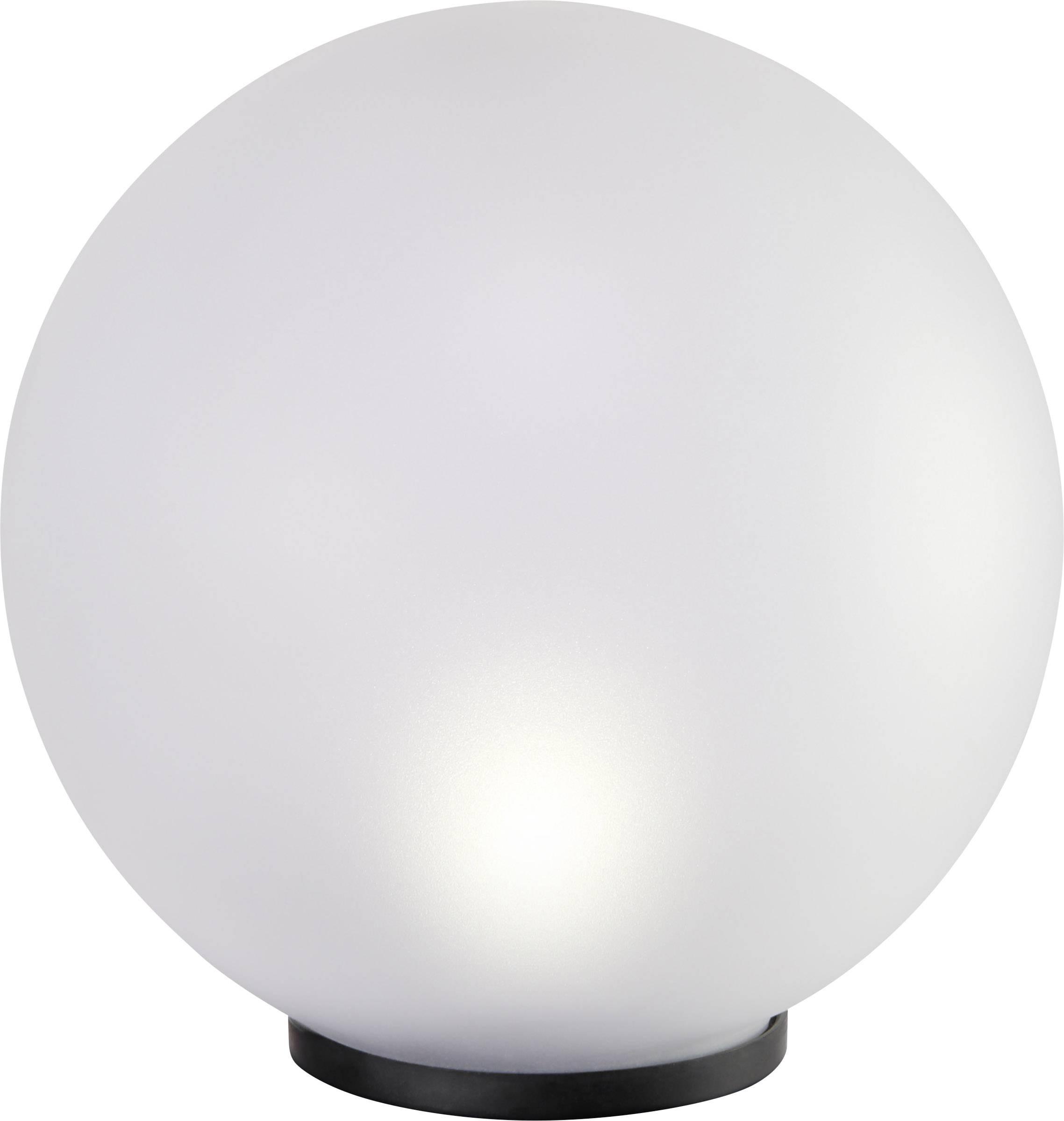 LED solární zahradní svítidlo Polarlite Frosted 150 PL-8213570, 0.16 W, IP44, matné sklo, neutrálně bílá