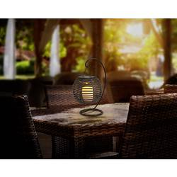 Solární dekorativní osvětlení 0.08 W Polarlite MEGA PL-8220880 hnědá