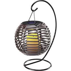 Solární dekorativní osvětlení 0.08 W jantarová Polarlite MEGA PL-8220880 hnědá