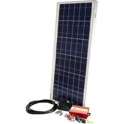Solárna sada Sunset PX 60, PDA300 10556, 60 Wp, vr. Meniča, vr. kábla, vr. nabíjacieho regulátora