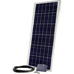 Solární sada Sunset PX 60, SR6.6 10557, 60 Wp, vč. kabelu, vč. nabíjecího regulátoru