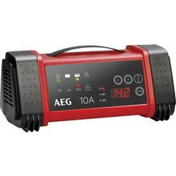 Nabíječka autobaterie AEG 97024, 12 V, 24 V, 2 A, 6 A, 10 A, 2 A, 6 A
