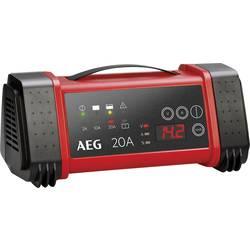 Nabíječka autobaterie AEG 97025, 12 V, 24 V, 2 A, 10 A, 20 A, 2 A, 10 A