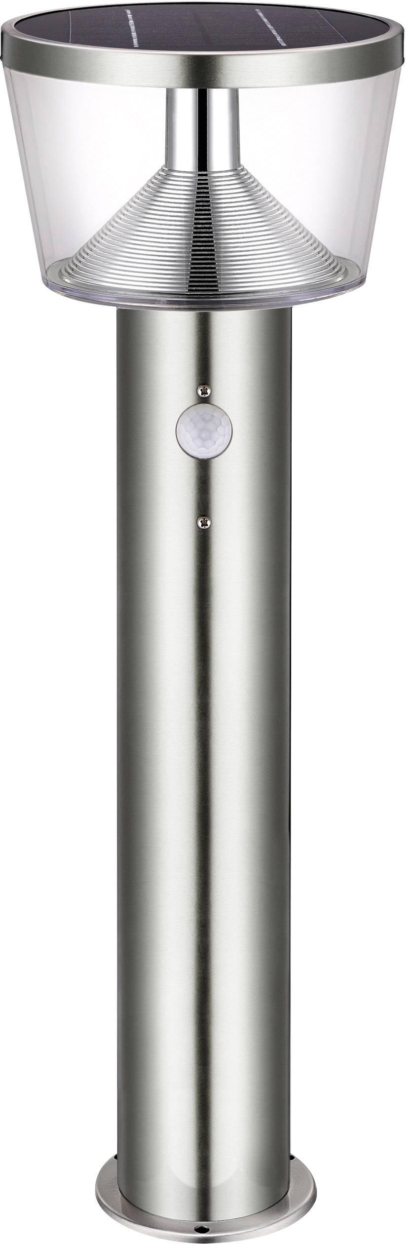 Solární zahradní svítidlo s PIR detektorem Polarlite PL-8228625 SS01PIR 3 W, teplá bílá