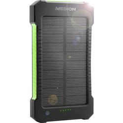 Solární nabíječka Medion Solar Powerbank Life Power MD 43404, 8000 mAh