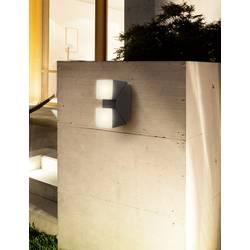 LED nástěnné světlo Polarlite DoubleSpot 13 PL-8232015, 13 W, N/A, tmavě šedá