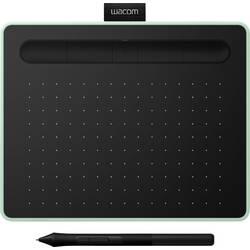 Bluetooth grafický tablet Wacom Intuos S pistáciová , černá