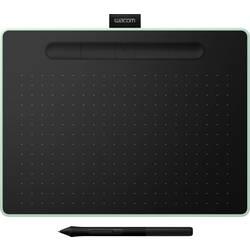 Bluetooth grafický tablet Wacom Intuos M pistáciová , černá