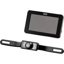 Bezdrátový couvací videosystém AEG RV 4:3 černá