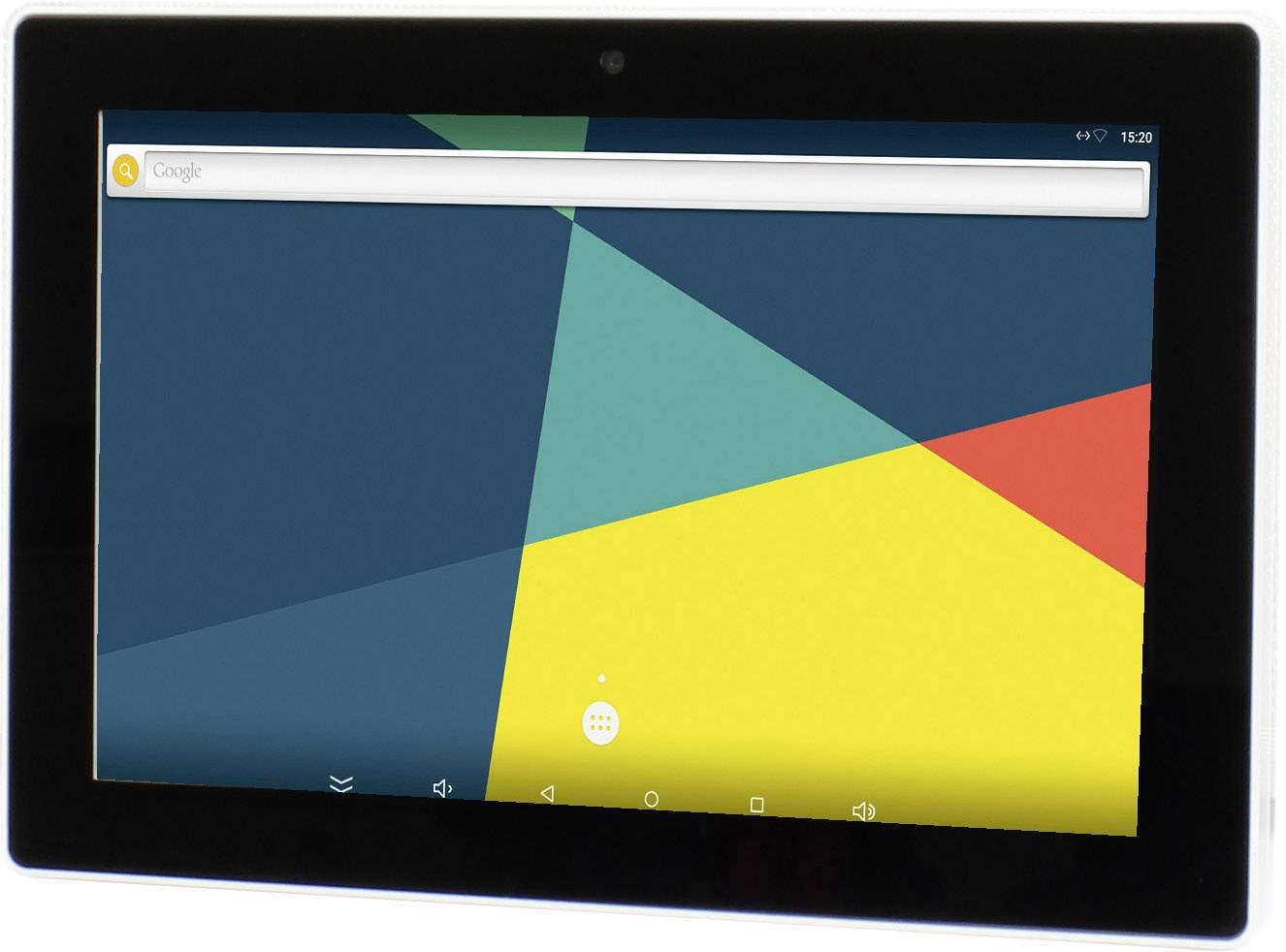 "Tablet s OS Android Allnet 10A64A60PoE, 10.1 "", Quad Core 16 GB, Wi-Fi, bílá"