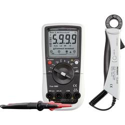Digitálne/y ručný multimeter, adaptér prúdových klieští VOLTCRAFT VC281 (K), kalibrácia podľa (ISO)