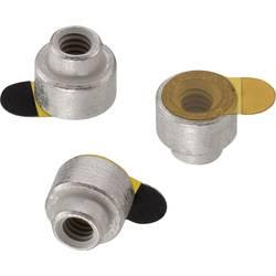 Distanční vložka Würth Elektronik 9774010151R, M2.5, ocel, 1 mm, 1 ks