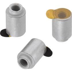 Distanční vložka Würth Elektronik 9774010482R, M4, ocel, 1 mm, 1 ks
