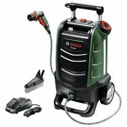 Mobilní mycí stanice s akumulátorem Bosch Home and Garden Fontus, na studenou vodu