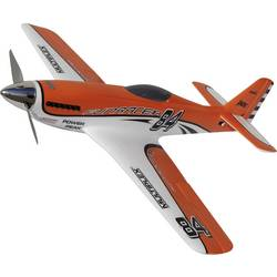 RC model motorového lietadla Multiplex FunRacer, Orange Edition 1-00518, ARF, rozpätie 920 mm