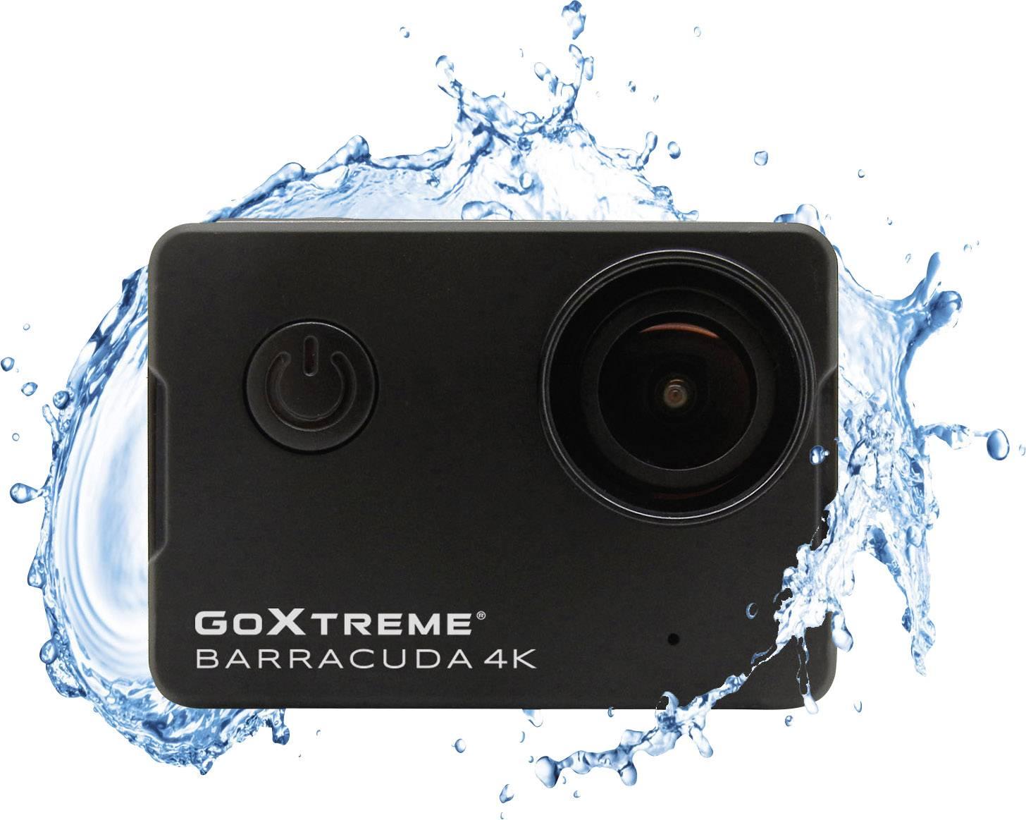 Sportovní outdoorová kamera GoXtreme Barracuda 4K