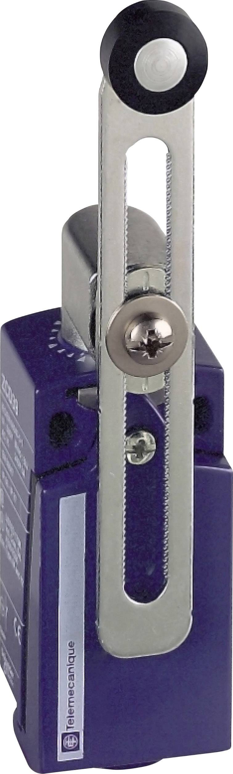 Koncový spínač Schneider Electric XCKD2145P16, páka s rolnou, bez aretace, IP67, 1 ks
