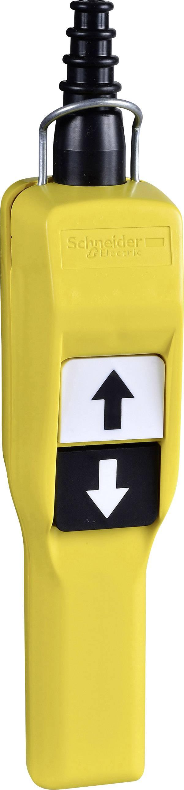Závěsné tlačítko Schneider Electric XACA201, žlutá, 1 ks