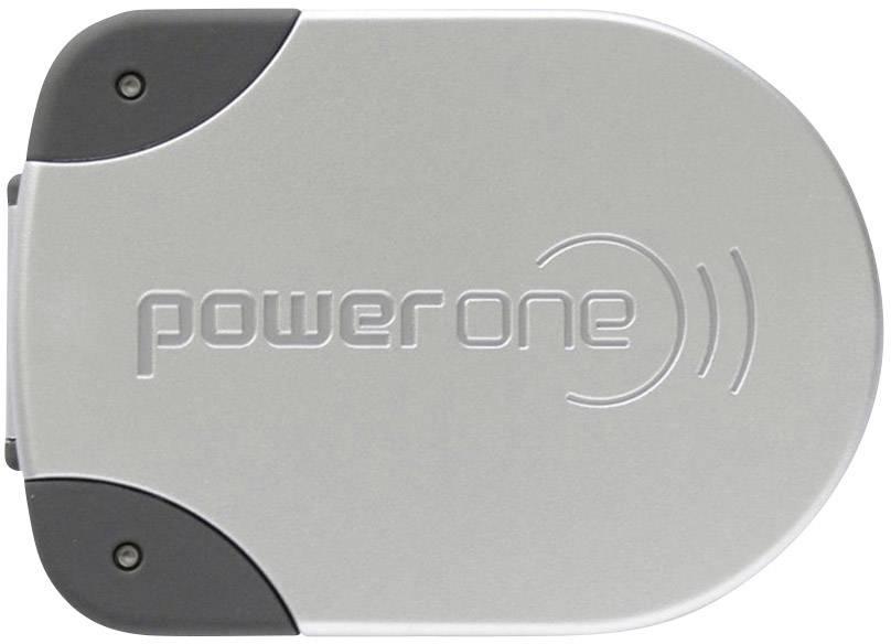 Nabíječka knoflíkového akumulátoru Powerone, NiMH ZA675 charger, knoflíkový akumulátor