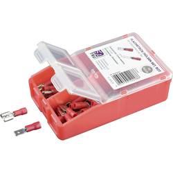 Krimpovací sada 0.50 mm² 1.50 mm² červená TRU COMPONENTS TC-6646612 140 ks