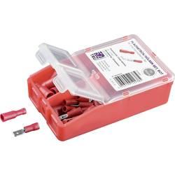 Krimpovací sada 0.5 mm² 1.5 mm² červená TRU COMPONENTS TC-6646652 140 ks