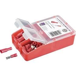 Krimpovací sada 0.5 mm² 1.5 mm² červená TRU COMPONENTS TC-6646656 140 ks