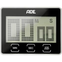 Stopky (časovač) ADE TD 1203, černá